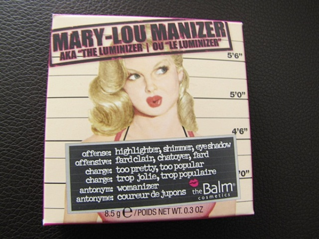 The Balm Mary Lou Manizer The Balm Mary Lou Manizer Review