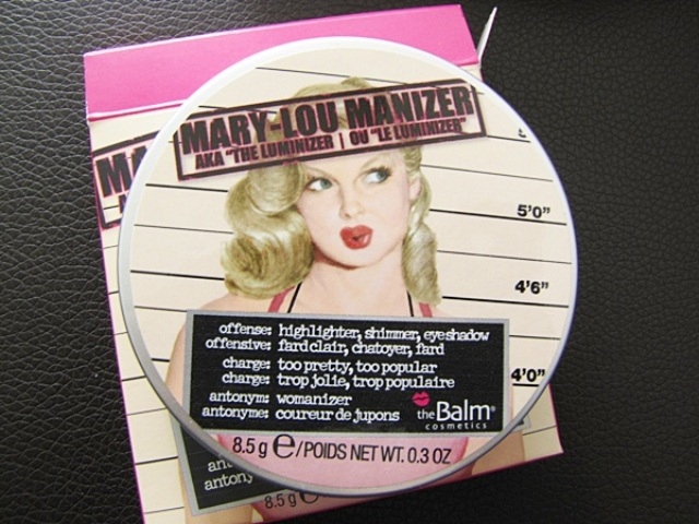 The Balm Mary Lou Manizer3 The Balm Mary Lou Manizer Review