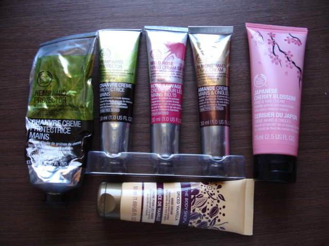 The-Body-Shop-Hand-Creams