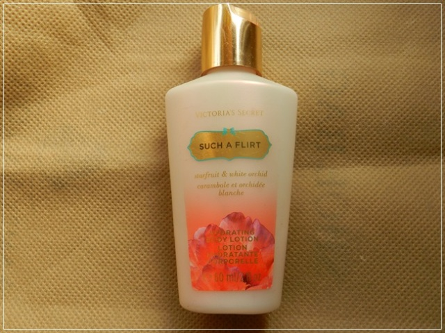 Victoria's Secret Such A Flirt Hydrating Body Lotion (10)