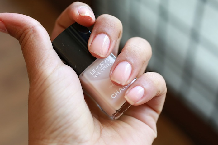 chanel ballerina 2 All Chanel Nail Paints Photos, Swatches