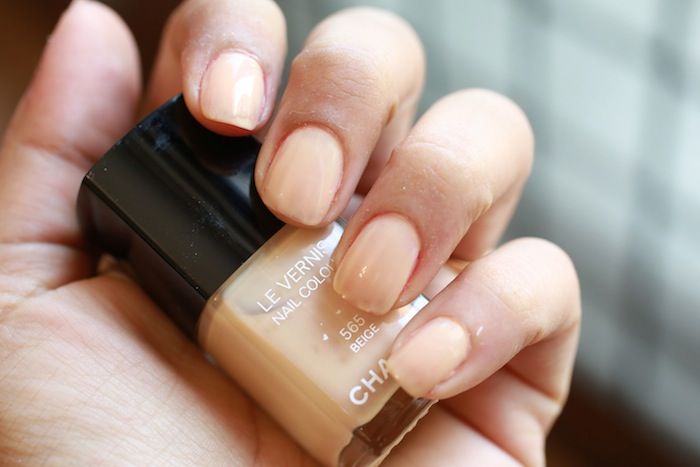 chanel beige 2 All Chanel Nail Paints Photos, Swatches