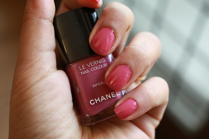 chanel infidele 3 All Chanel Nail Paints Photos, Swatches