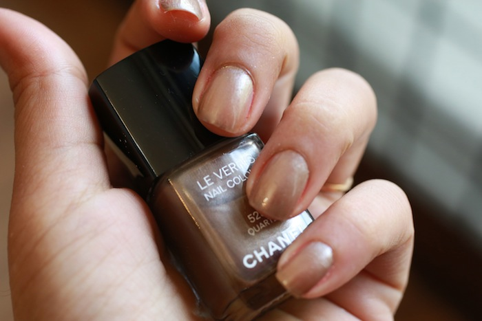 chanel quartz 2 All Chanel Nail Paints Photos, Swatches