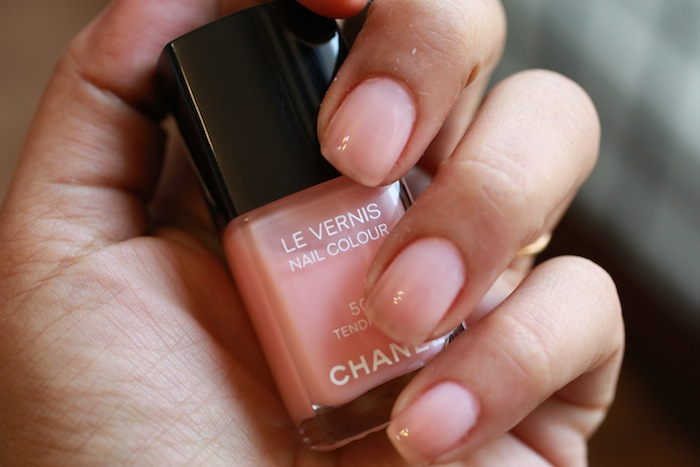 chanel tendresse 2 All Chanel Nail Paints Photos, Swatches