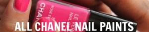 All Chanel Nailpaints