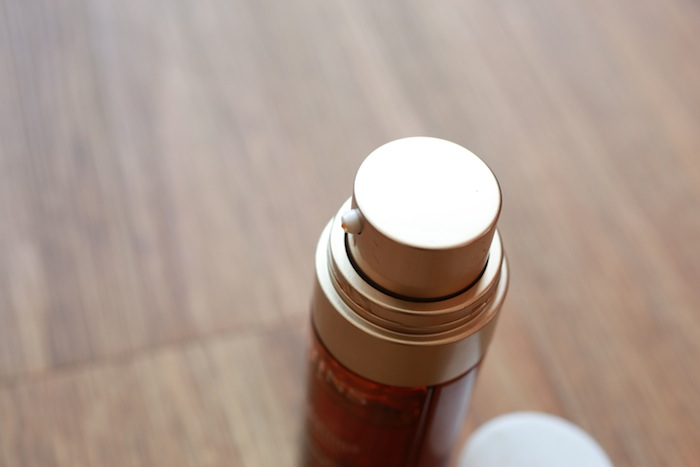 clarins double serum review