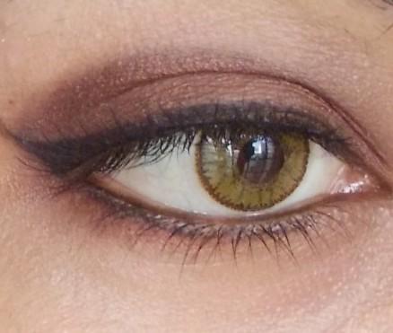 kohl eyes