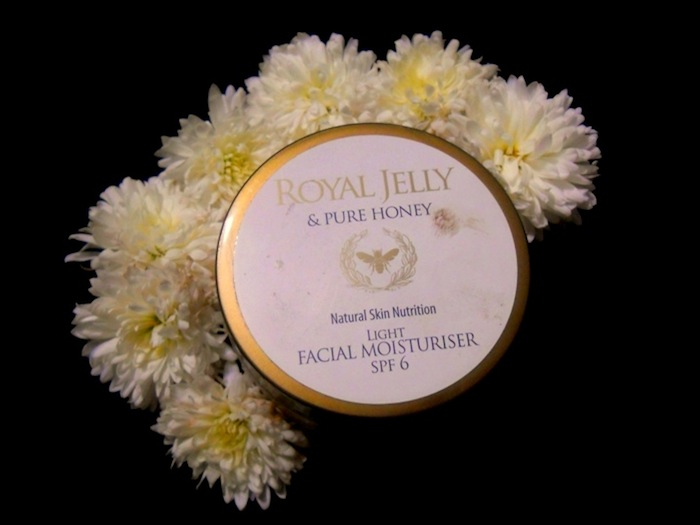 marks spencer royal jelly honey facial moisturizer