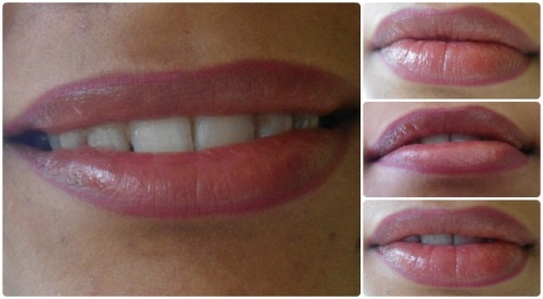 peachy lips Street Wear Sheer Temptation Lip Color 02 Sweet Peach