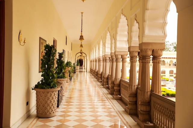 rambagh palace jaipur balcony
