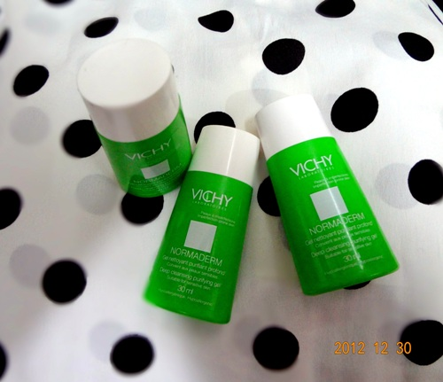 Vichy Normaderm Total Mat Fresh Hydrating Gel Review