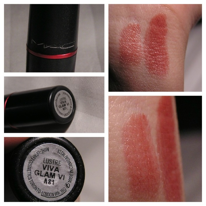 viva glam 2 MAC Viva Glam VI Lipstick Review