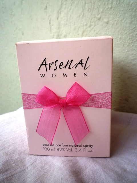 Arsenal+Women+Eau+De+Parfum+Natural+Spray+Review