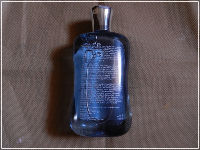 Bath & Body Works Moonlight Path Shower Gel (5)