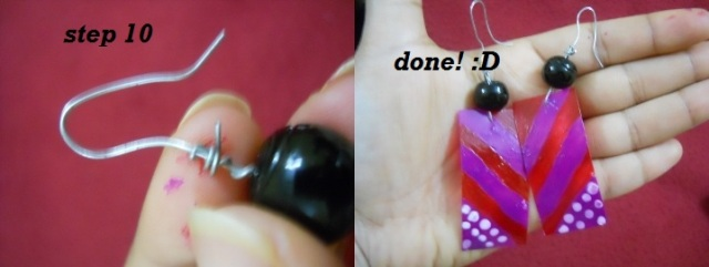 DIY price tag earrings (6)