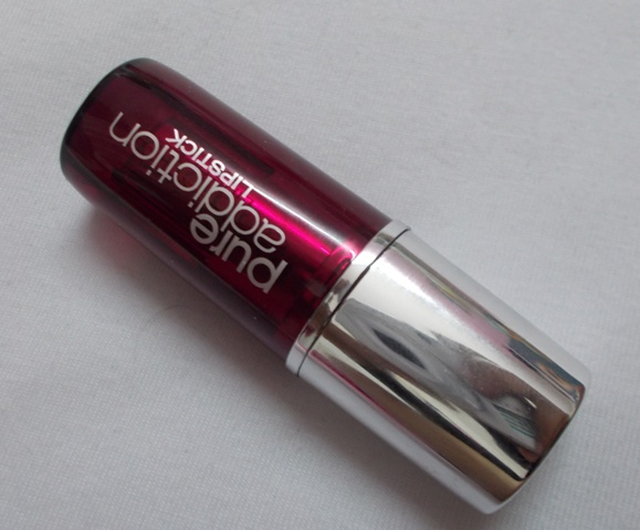 Diana of London pure addiction lipstick soft caramel (3)