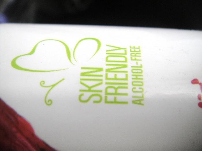 Eva Dual Fragrance Strawberry Melon Deodorant review