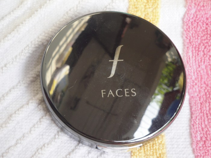 Faces+Silken+Finish+Pressed+Powder+Review
