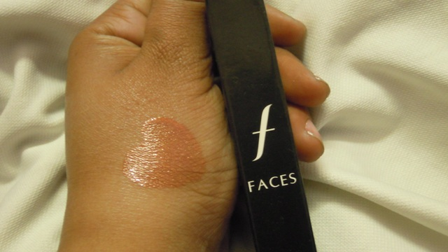 Faces Go Chic Lip Gloss Caramelized (6)