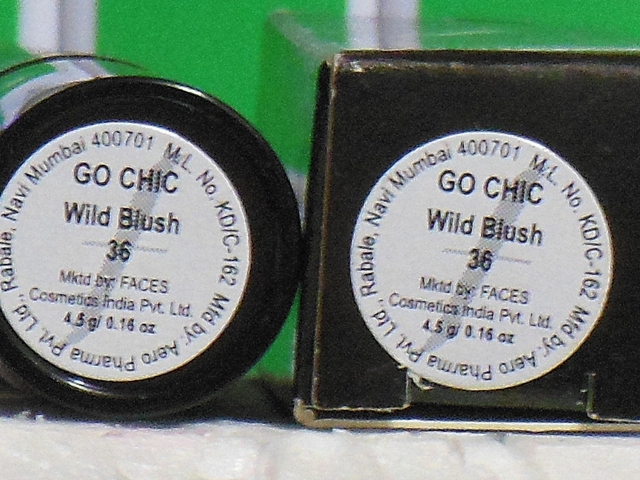 Faces Go Chic Lipstick Wild Blush (4)