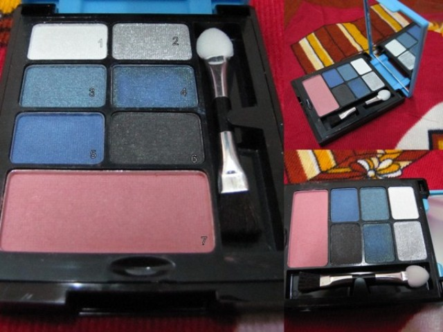 Faces Vivid Hues Of The Sky MakeupKit (2)