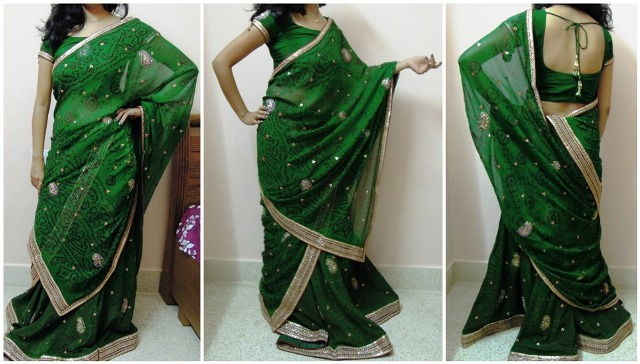 Flowing dupatta look 7 Different Ways to Drape Lehenga Dupatta