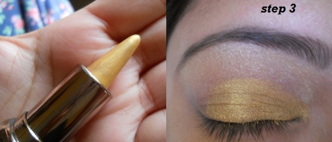 Gold Eye Crayon