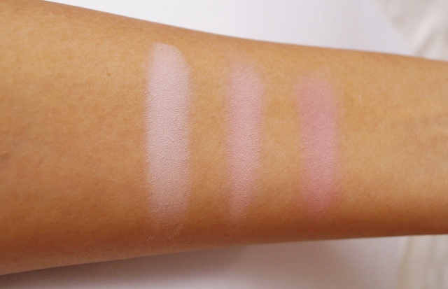 Inglot Freedom System Eyeshadow Rainbow#113R swatches