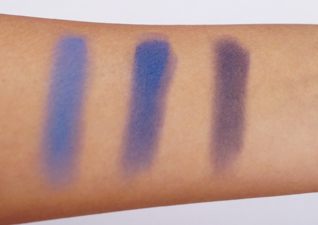 Inglot Freedom System Rainbow Eyeshadow 110R Swatches