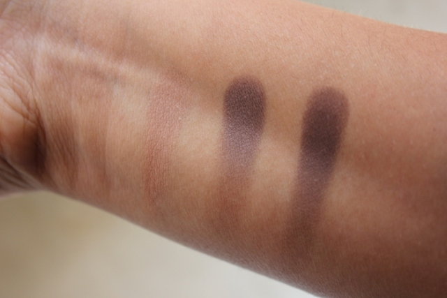 Inglot Freedom System Rainbow Eyeshadow 112R swatches