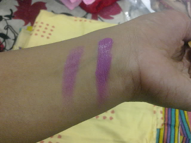 Inglot Freedom System Refill Lipstick #89 Swatch