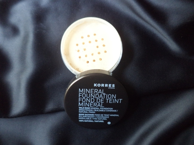 Korres Mineral Foundation 2