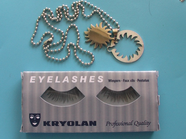 Kryolan eyelashes  9371TV 3