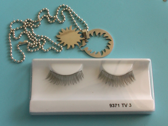 Kryolan eyelashes 9371 TV 3