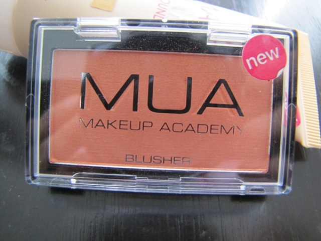 MUA Blusher  shade- 5