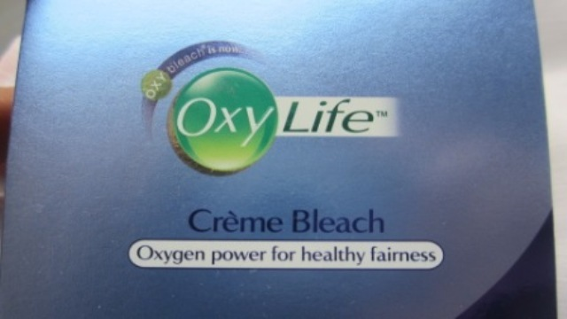 Oxylife Creme Bleach