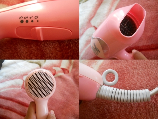 Panasonic Hair Dryer EH-ND12 (2)