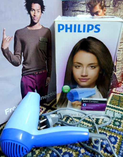 Philips+Salon+Dry+Compact+1000W+HP8100+Review