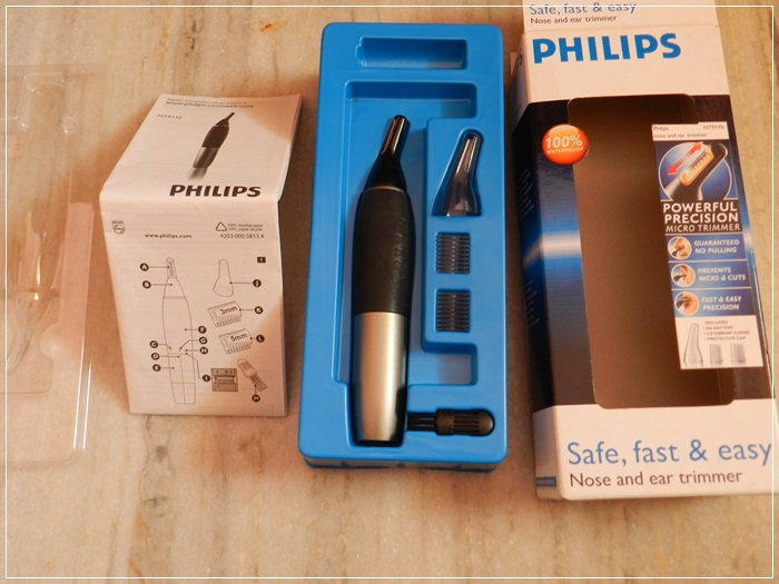 Philips Nose & Ear Trim (4)