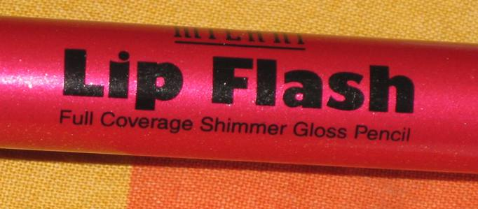 Red Lip Pencil 2 Milani Lip Flash Full Coverage Shimmer Gloss Pencil   Photo Flash