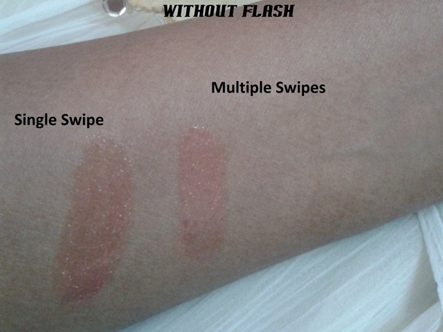 Rimmel London Stay Glossy Lip gloss – All Day Seduction  swatches