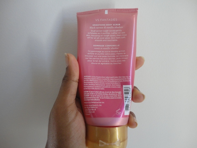Smoothing Body Scrub 1
