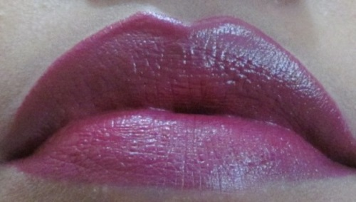 Streetwear Color rich lipstick violet cream (8)