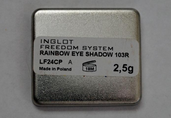 Yellow Eyeshadow 1