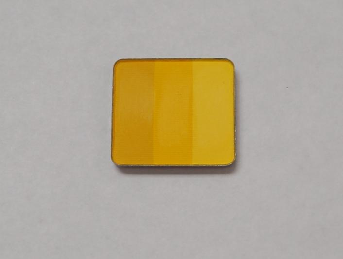 Yellow Eyeshadow  3