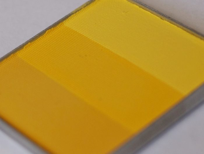 Yellow Eyeshadow  6