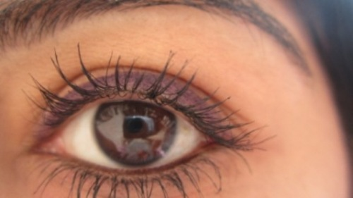 eyelashes Rimmel London Soft Kohl Kajal Eye Liner Pencil # Purple Passion