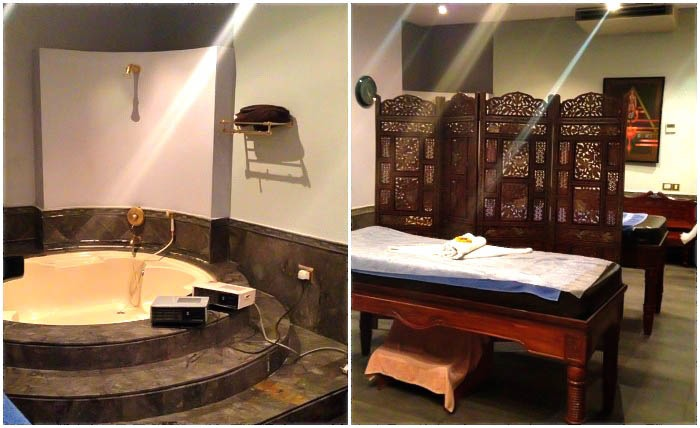 kesariya the sansha spa jaipur chokhi dhani1 Full Body Massage at Kesariya, The Sansha Spa Jaipur