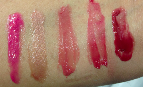 loreal-color-riche-le-gloss-swatches
